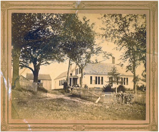 Early Belgrade Home