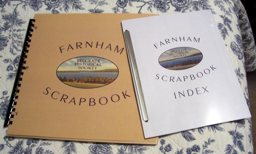 Farnham scrapbook