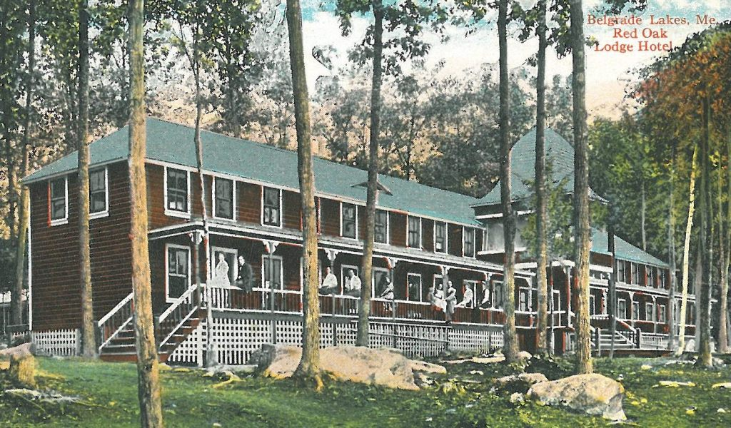 Red Oak Lodge Hotel - Belgrade Lakes