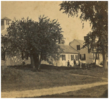 The Rockwood Farm across from the Old South Church