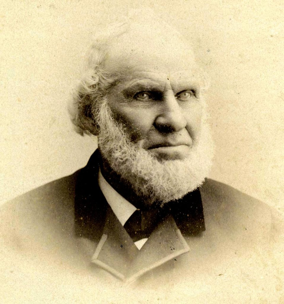 Rufus K. Stuart, brother-in-law of Greenlief Stevens