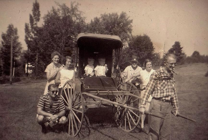 Yeaton family photograph